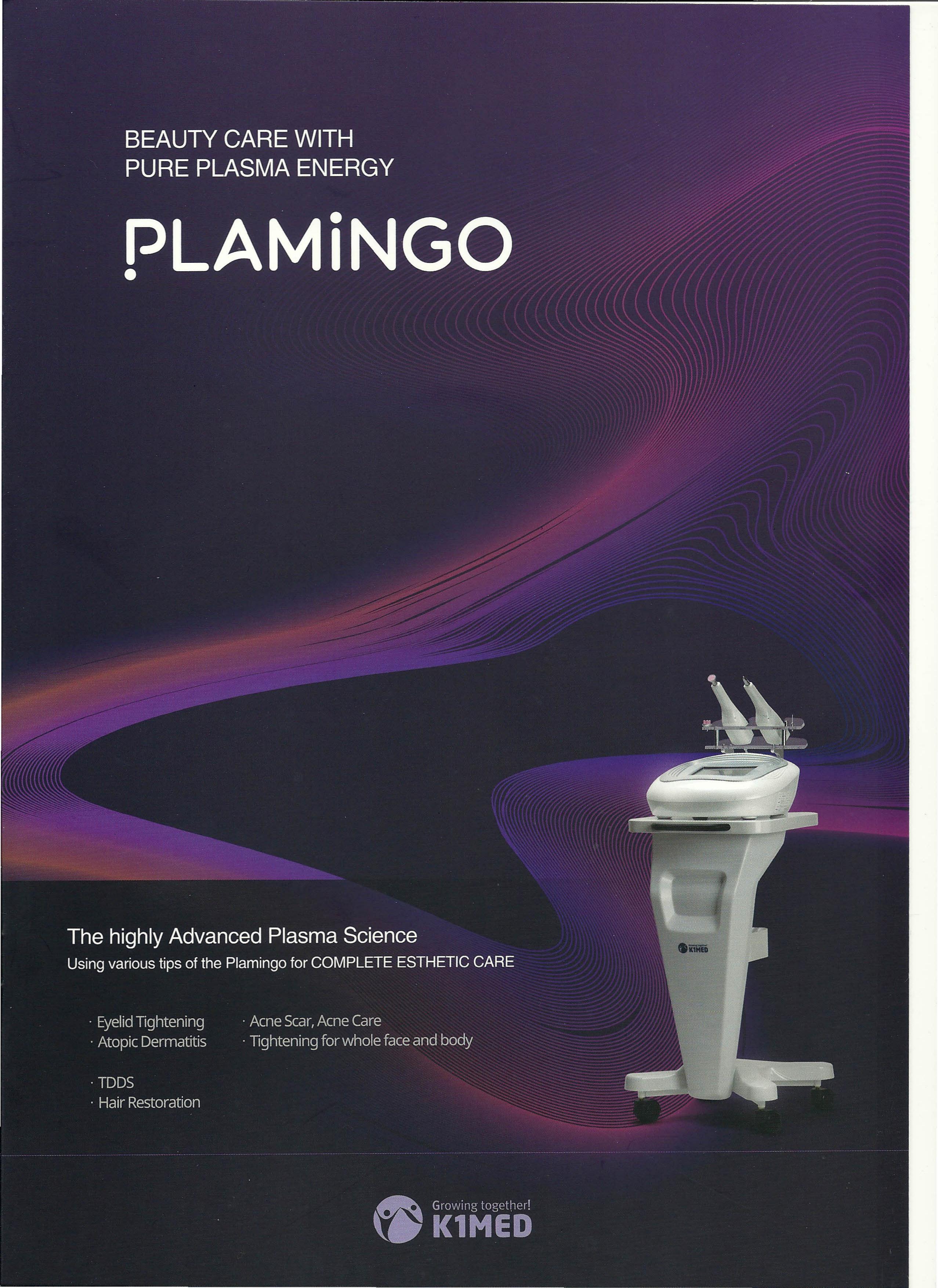plasma jet hair