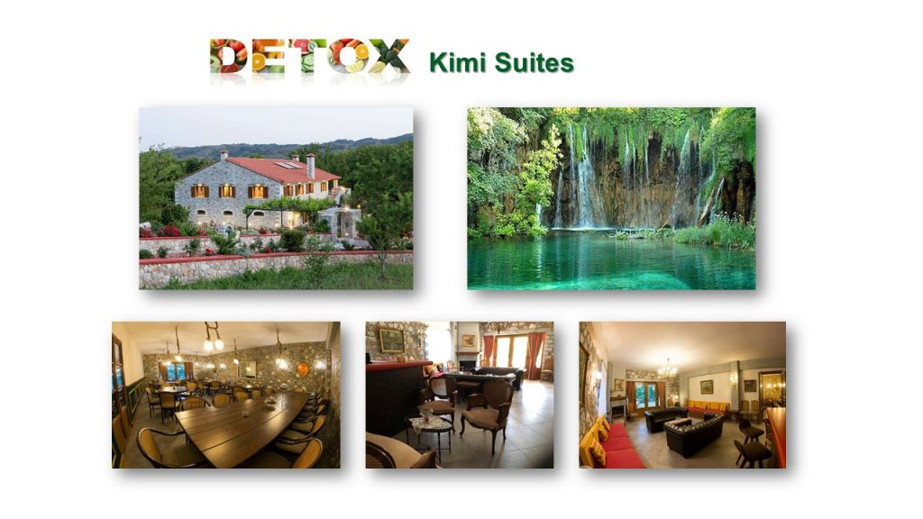 detox wellness suites